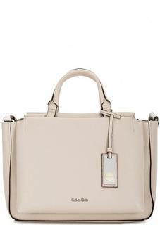 Вместительная сумка с короткими ручками Calvin Klein Jeans
