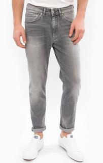 Зауженные джинсы с низкой посадкой Drykorn