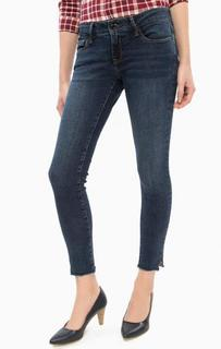 Укороченные джинсы с низкой посадкой Mavi
