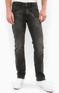 Зауженные серые джинсы Calvin Klein Jeans