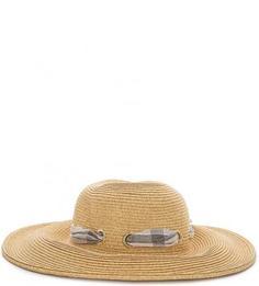 Соломенная шляпа с широкими полями Barbour