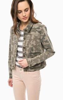 Легкая куртка в стиле милитари Vero Moda