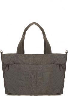 Текстильная сумка с длинными ручками Mandarina Duck