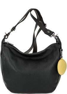 Кожаная сумка с одним отделом Mandarina Duck