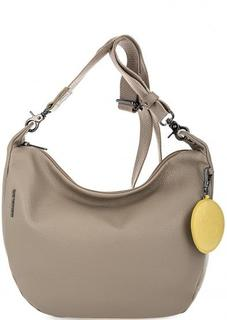 Кожаная сумка через плечо Mandarina Duck