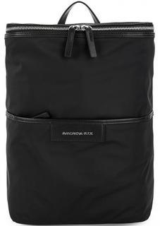 Вместительный текстильный рюкзак с широкими лямками Mandarina Duck
