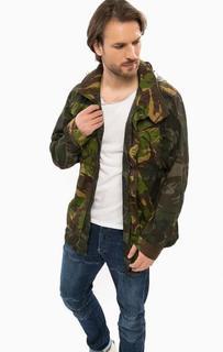 Легкая куртка в стиле милитари G Star RAW