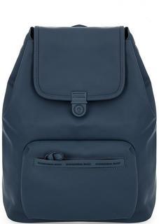 Вместительный рюкзак синего цвета Mandarina Duck