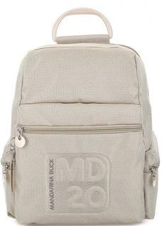 Текстильный рюкзак с карманами Mandarina Duck
