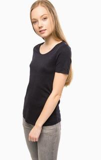 Базовая синяя футболка S.Oliver