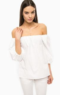 Белая блуза из хлопка Marciano Guess