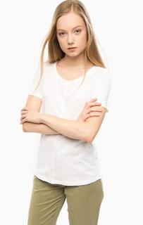 Базовая белая футболка S.Oliver