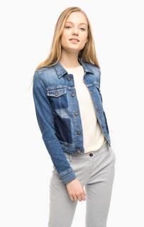 Синяя джинсовая куртка Marc Opolo