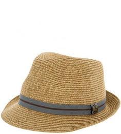 Плетеная шляпа с лентой Goorin Bros.