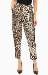 Зауженные брюки с животным принтом Marciano Guess