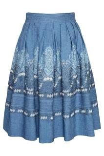 Хлопковая юбка Ermanno Scervino