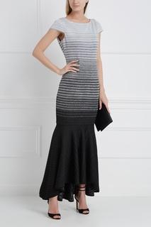 Трикотажное платье St. John