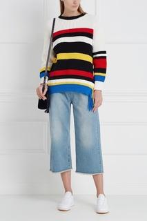 Широкие джинсы Mo&Co