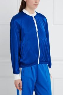 Однотонная куртка Mo&Co