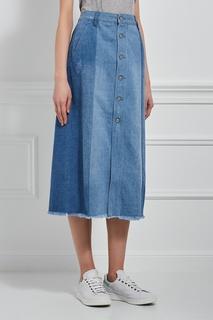 Джинсовая юбка Mo&Co