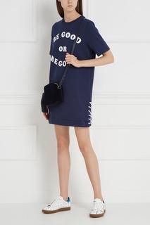 Хлопковое платье Be Good or Be Gone Zoe Karssen