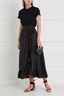 Хлопковая юбка Alda Isabel Marant
