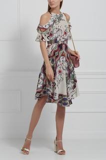 Шелковое платье Etro