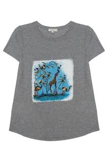 Хлопковая футболка Etro