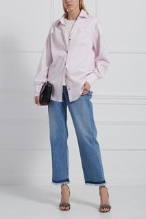 Хлопковая рубашка MOS