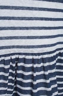 Льняное платье Tegin