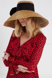 Соломенная шляпа Mirabel Eugenia Kim