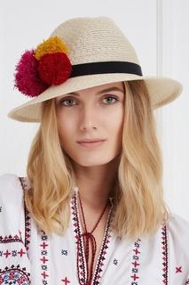Соломенная шляпа Lillian Eugenia Kim