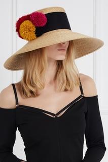 Соломенная шляпа Mirasol Eugenia Kim
