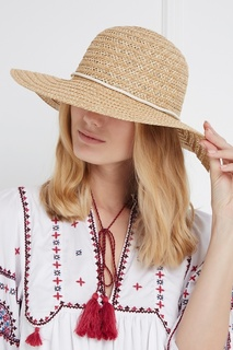 Соломенная шляпа Aria Genie by Eugenia Kim