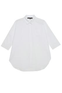 Хлопковая рубашка Tegin