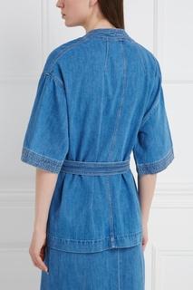 Джинсовый жакет Finn Kimono MiH Jeans