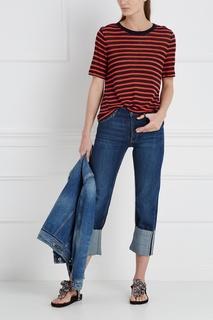 Джинсовые капри Phoebe MiH Jeans