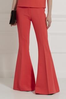 Шерстяные брюки Victoria Beckham