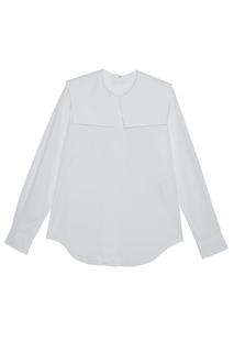 Хлопковая блузка Comme des Garcons Girl