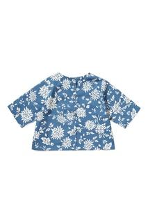 Хлопковая блузка Shallot Caramel Baby&Child