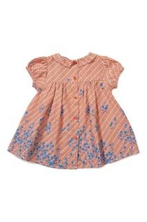 Хлопковое платье Chicory Caramel Baby&Child
