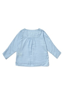 Хлопковая рубашка Chard Caramel Baby&Child