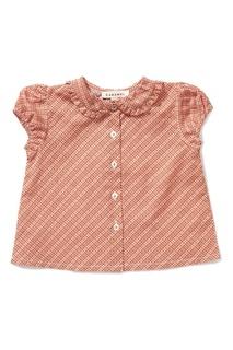 Хлопковая блузка Jicama Caramel Baby&Child