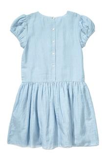 Хлопковое платье Gracilaria Caramel Baby&Child