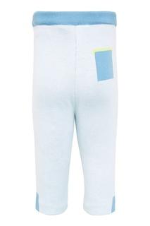 Хлопковые брюки Dior Children
