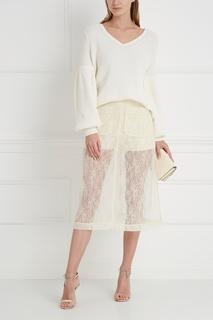 Комбинированная юбка Laroom
