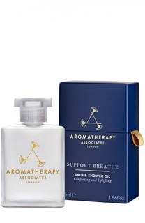 "Масло для ванны и душа ""легкое дыхание"" Support Support Breathe Bath & Shower Oil Aromatherapy Associates"