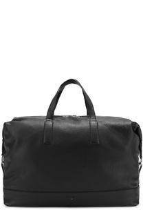 Кожаная дорожная сумка Santoni