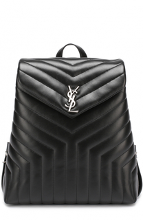 Рюкзак Monogram Loulou Saint Laurent