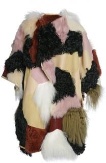 Пальто меховое Chloé